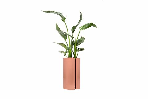 Cloak - Handmade Copper Planter